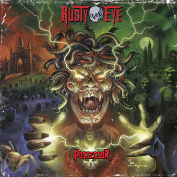 Rusty Eye - Possessor