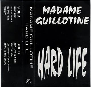 Madame Guillotine - Hard Life