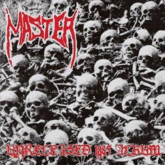 Master - Unreleased 1985 Album