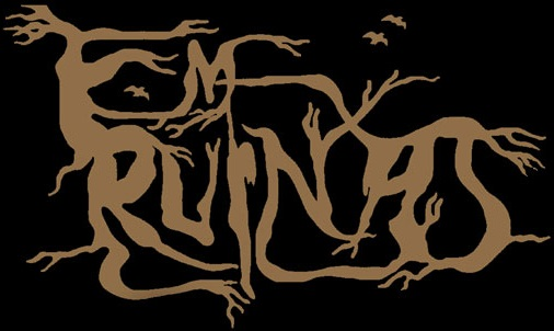 Em Ruínas - Logo