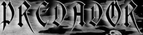 Predador - Logo