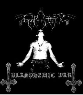 Svarttjern - Blasphemic War