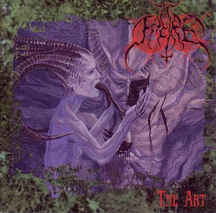 Taetre - The Art