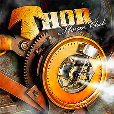 Thor - Steam Clock