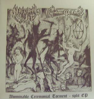 Nocturnal Vomit / Embrace of Thorns - Abominable Ceremonial Torment