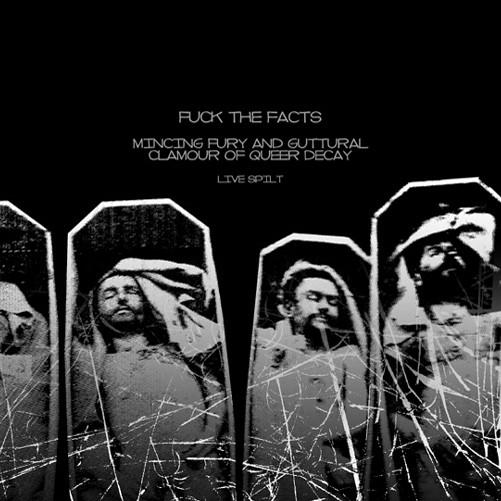 Mincing Fury and Guttural Clamour of Queer Decay / Fuck the Facts - Fuck the Facts / Mincing Fury and Guttural Clamour of Queer Decay