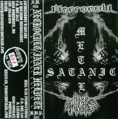 Necrocult / Inner Helvete - Satanic Metal