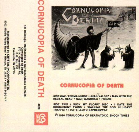 Cornucopia of Death - Cornucopia of Death
