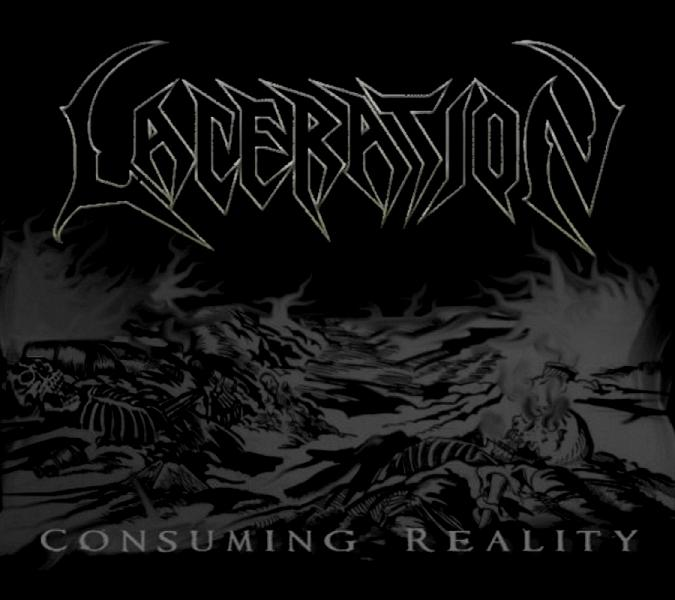 Laceration - Consuming Reality
