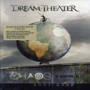 Dream Theater - Chaos in Motion 2007-2008