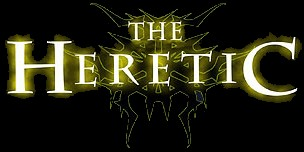 The Heretic - Logo