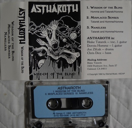 Astharoth - Wisdom of the Blind