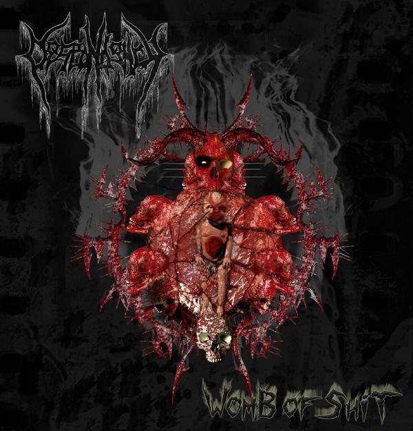 Despondency - Womb of Shit
