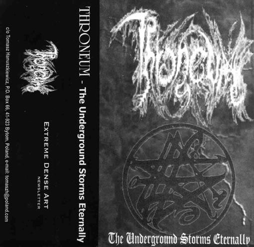 Throneum - The Underground Storms Eternally