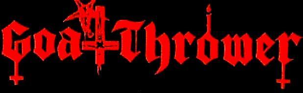 Goatthrower - Logo