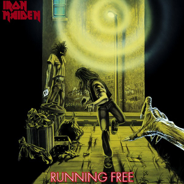 Iron Maiden - Running Free