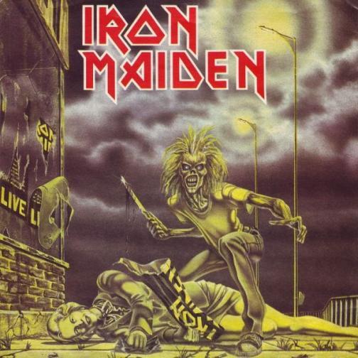 Iron Maiden - Sanctuary