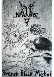 Nahvas - Svensk black metal