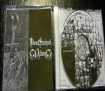 Bloodstained Altar - BloodStained Altar