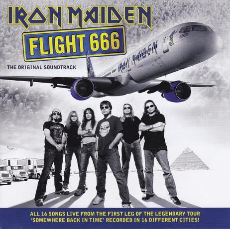 Iron Maiden - Flight 666: The Original Soundtrack