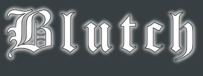 Blutch - Logo