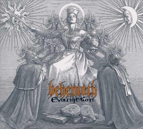 Behemoth - Evangelion (2009) 238397