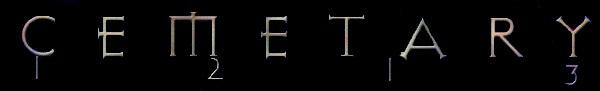 Cemetary 1213 - Logo