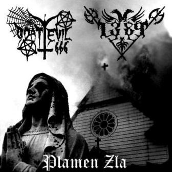 Goat Evil / 1389 - Plamen zla
