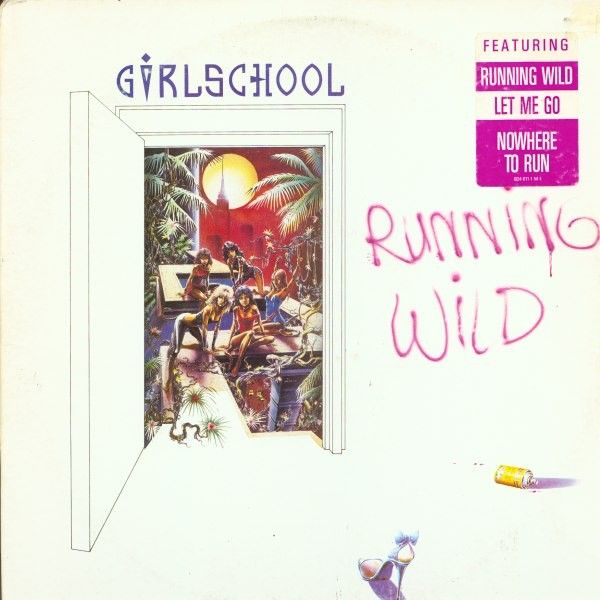 Girlschool - Running Wild