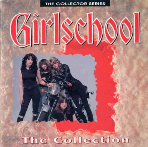 Girlschool - The Collection