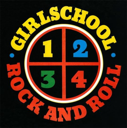 Girlschool - 1-2-3-4 Rock'n'Roll