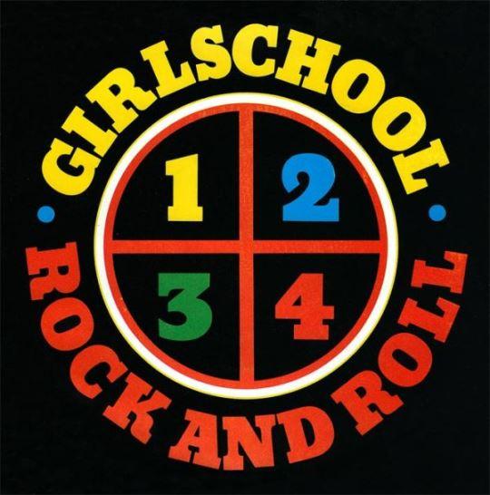 Girlschool - 1-2-3-4 Rock'n'Roll