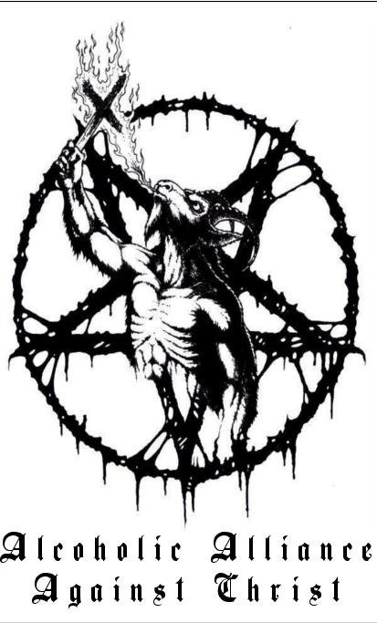 Bloodbanner / Drunken Bastard - Alcoholic Alliance Against Christ