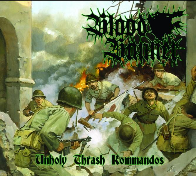 Bloodbanner - Unholy Thrash Kommandos