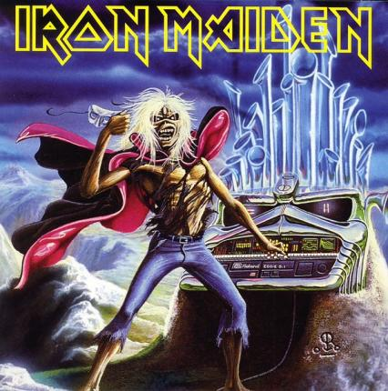 Iron Maiden - Run to the Hills