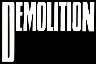 Demolition - Logo