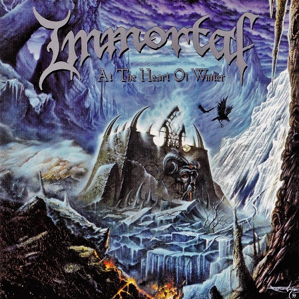 Immortal - At the Heart of Winter