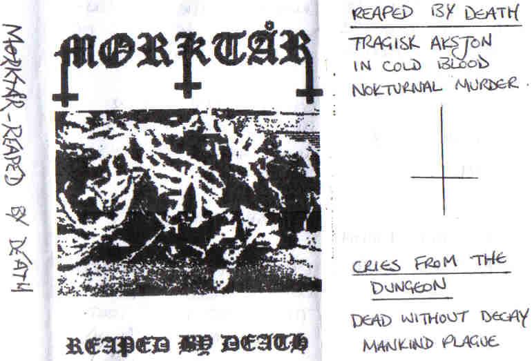 Mørktår - Reaped by Death
