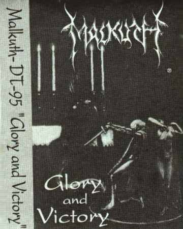 Malkuth - Glory and Victory