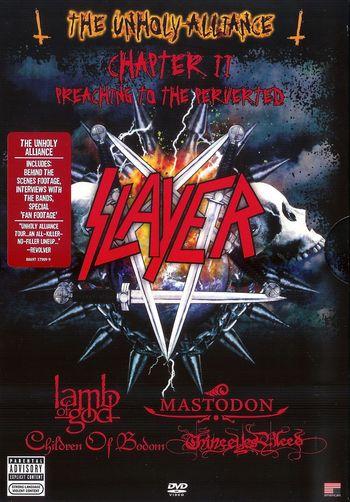 Children of Bodom / Lamb of God / Slayer / Mastodon / Thine Eyes Bleed - The Unholy Alliance