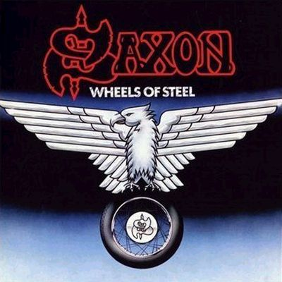 Saxon — Wheels Of Steel (1980)
