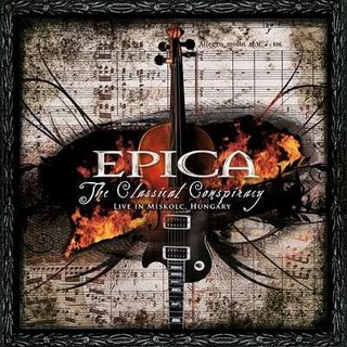 Epica - The Classical Conspiracy - Live in Miskolc, Hungary