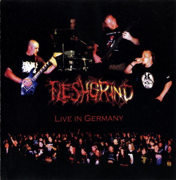 Fleshgrind - Live in Germany