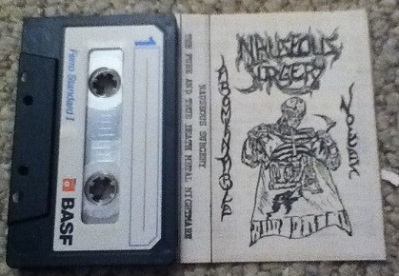Nauseous Surgery - Demo 1991