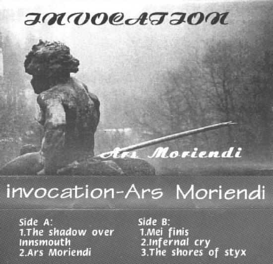 Invocation - Ars Moriendi