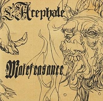 L'Acéphale - Malefeasance