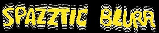 Spazztic Blurr - Logo