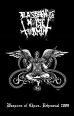 Blasphemous Noise Torment - Weapon of Chaos - Rehearsal 2009