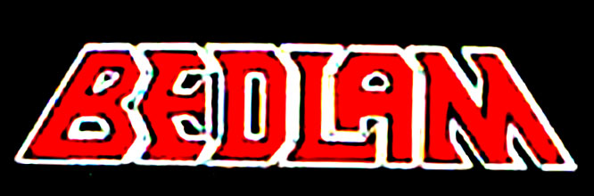 Bedlam - Logo