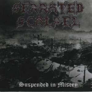 Serrated Scalpel - Suspended in Misery